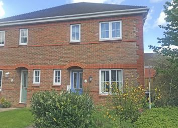 Thumbnail 3 bed semi-detached house for sale in Appleshaw Way, Bishopdown, Salisbury