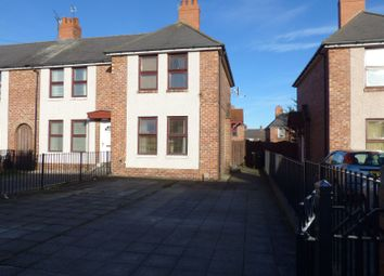 Thumbnail 2 bedroom terraced house for sale in Lichfield Avenue, Walker, Newcastle Upon Tyne