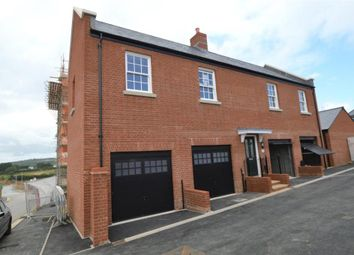 Thumbnail 1 bed maisonette for sale in Sherford Village, Haye Road, Plymouth, Devon