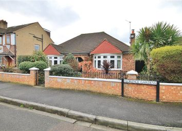 Thumbnail 2 bed detached bungalow for sale in Florence Gardens, Staines-Upon-Thames, Middlesex