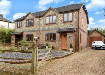 Thumbnail 3 bed semi-detached house for sale in Winkfield Row, Bershire