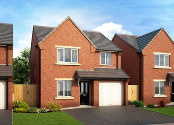 "Thumbnail 4 bed property for sale in ""The Elm At Westbeck"" at Stooperdale Avenue, Darlington"