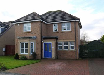 Thumbnail 3 bed detached house for sale in Whiteside Drive, Prestwick