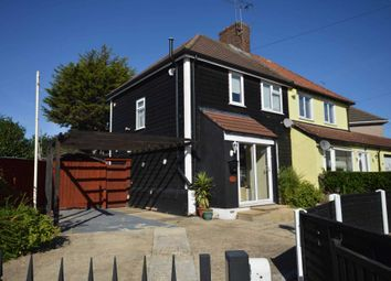Thumbnail 3 bedroom end terrace house to rent in Holgate Road, Dagenham