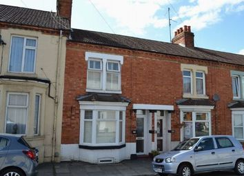 Thumbnail 3 bed terraced house for sale in Leslie Road, Semilong, Northampton