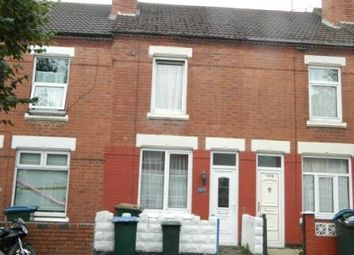 Thumbnail 3 bed terraced house to rent in Hollis Road, Coventry