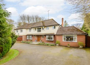 Thumbnail 5 bed detached house for sale in Frithsden Copse, Potten End, Berkhamsted