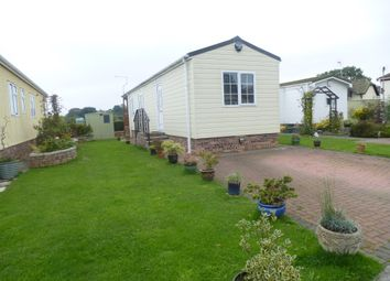 Thumbnail 2 bed mobile/park home to rent in Lee Green Lane, Church Minshull, Nantwich