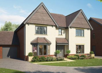 Thumbnail 5 bed detached house for sale in Popeswood Grange, London, Binfield, Berkshire
