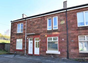 Thumbnail 1 bed flat for sale in Elmbank Street, Bellshill