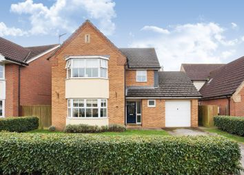 Thumbnail 4 bed detached house for sale in West End Road, Laughton