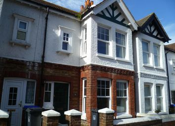 Thumbnail 2 bed terraced house to rent in St. Anselms Road, Worthing