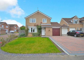 Thumbnail 4 bedroom detached house for sale in Crownsmead, West Hunsbury, Northampton