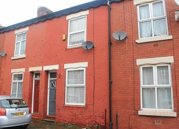 Thumbnail 2 bed terraced house for sale in Hopkins Street, Longsight, Manchester