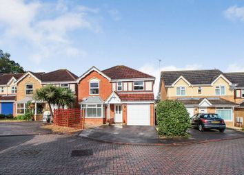 Thumbnail 4 bed detached house to rent in Morris Close, Dibden, Southampton