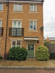 Thumbnail 3 bed end terrace house for sale in Wander Wharf, Kings Langley