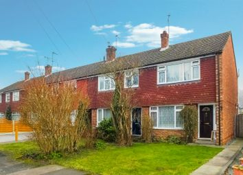 Thumbnail 3 bed end terrace house for sale in Lansdown Close, Woking
