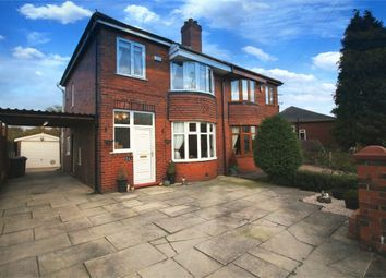 Thumbnail 3 bedroom semi-detached house for sale in Meadland Grove, Astey Bridge, Bolton, Lancashire