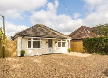 Thumbnail 3 bed detached bungalow for sale in Hightown Road, Ringwood