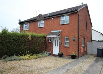 Thumbnail 2 bed semi-detached house for sale in Dencer Drive, Kenilworth