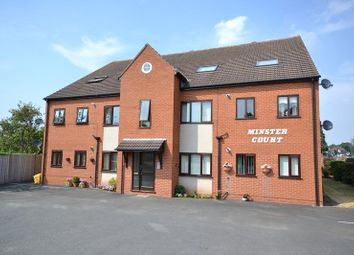 Thumbnail 2 bed flat for sale in Minster Court, St. Michaels Close, Stourport-On-Severn, Worcestershire