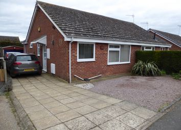 Thumbnail 2 bed semi-detached bungalow for sale in Needham Market, Needham Market