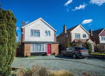 Thumbnail 3 bed detached house for sale in Cowper Crescent, Bengeo, Herts