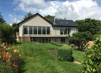Thumbnail 4 bed detached house for sale in Shoreham Road, Upper Beeding, Steyning, West Sussex