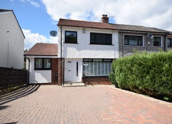 4 bed semi-detached house for sale in Craig Gardens, Newton Mearns, Glasgow G77