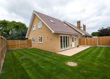 Thumbnail 3 bed detached house for sale in Sherwood Road, Birchington