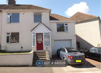Thumbnail 3 bedroom semi-detached house to rent in Station Avenue, Bristol
