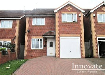 Thumbnail 4 bed detached house to rent in Borough Crescent, Oldbury
