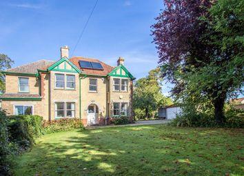 Thumbnail 5 bedroom detached house for sale in Barton Road, Comberton, Cambridge
