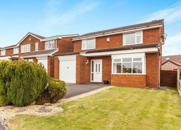 Thumbnail 4 bed detached house for sale in Broom Way, Westhoughton, Bolton, Greater Manchester