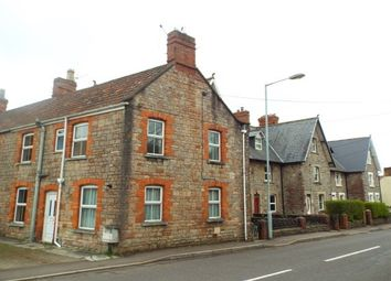 Thumbnail 2 bed end terrace house to rent in Bath Road, Wells