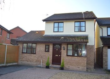 Thumbnail 4 bed detached house for sale in Rawlins Avenue, North Worle, Weston-Super-Mare