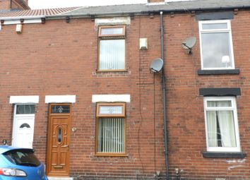 Thumbnail 2 bed terraced house for sale in Ridgill Avenue, Skellow, Doncaster