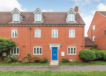 Thumbnail 5 bed semi-detached house for sale in Cavalry Path, Aylesbury, Buckinghamshire, United Kingdom