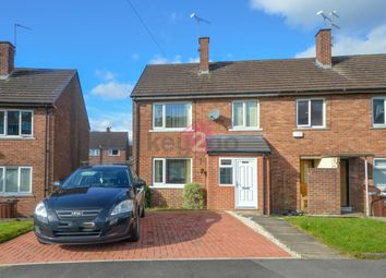 Thumbnail 3 bed end terrace house for sale in Haslam Crescent, Sheffield