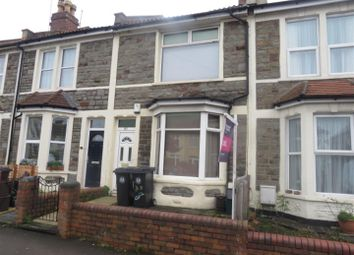 Thumbnail 3 bed terraced house for sale in Berkeley Road, Fishponds, Bristol
