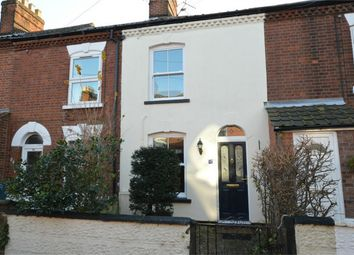 Thumbnail 3 bed terraced house for sale in Marlborough Road, Norwich