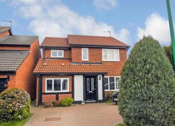 Thumbnail 4 bed detached house for sale in Portchester Grove, Boldon Colliery