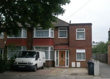Thumbnail 2 bed flat to rent in Booth Road, Colindale, London.