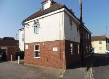 Thumbnail 2 bed flat for sale in Forton Road, Gosport