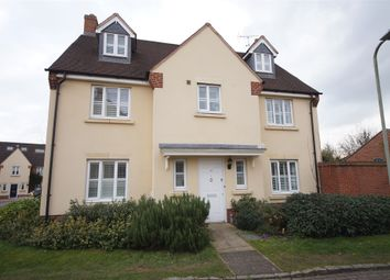 Thumbnail 6 bed detached house for sale in Gloucester Avenue, Shinfield, Reading, Berkshire