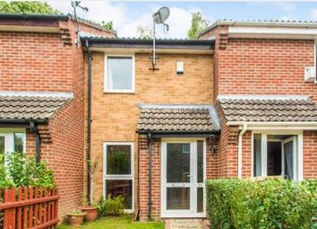 Thumbnail 2 bed terraced house to rent in Evergreen Close, Three Legged Cross, Wimborne