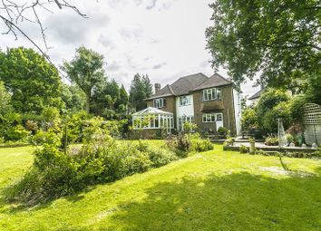 Thumbnail 4 bed detached house for sale in Highwold, Chipstead, Coulsdon