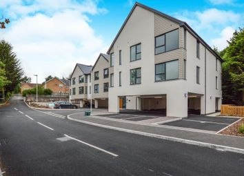 Thumbnail 2 bed flat for sale in Apartment N, Castle Manor, Nantgarw Road, Caerphilly