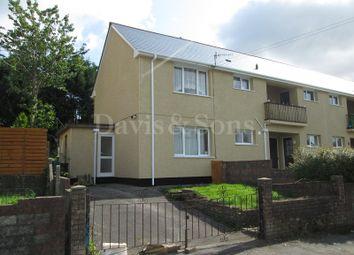 Thumbnail 2 bedroom flat for sale in Lloyd Avenue, Crumlin, Newport.