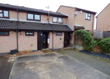 Thumbnail 1 bed terraced house for sale in Meynell Close, Stapenhill, Burton-On-Trent